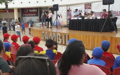 SEGUNDA EDICIÓN DEL TÚNEL DE BATEO EN SAMBIL BARQUISIMETO