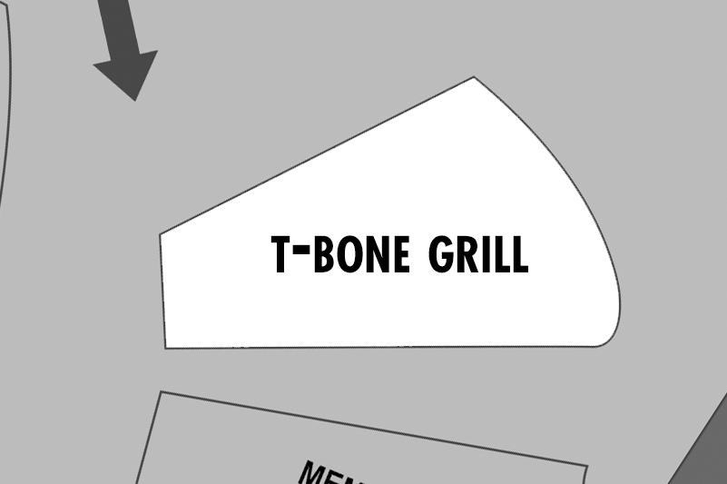 TERRAZA T-BONE GRILL II