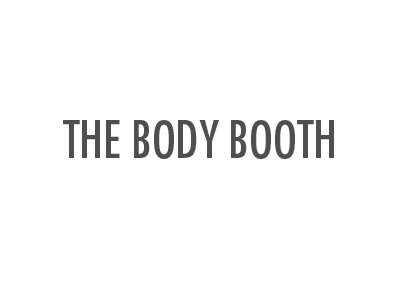 THE BODY BOOTH
