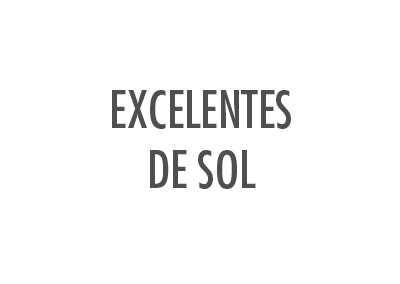 EXCELENTES DE SOL