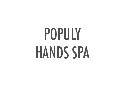 POPULY HANDS SPA