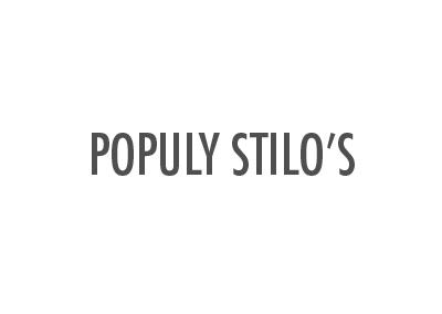 POPULY STYLO'S