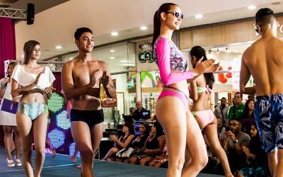 Desfile Fashion look Beach en Sambil Paraguaná