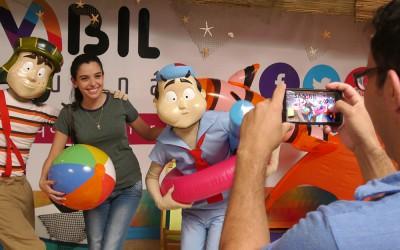 Alegría y diversión en la semana mayor en Sambil Paraguaná