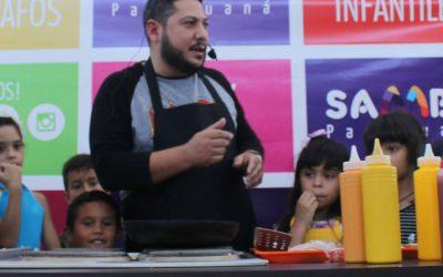 EXQUISITA TARDE DE HAMBURGUESAS EN SAMBIL PARAGUANÁ