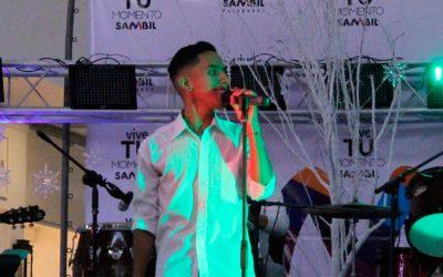"SAMBIL PARAGUANÁ RECIBE POR PRIMERA VEZ A LA AGRUPACIÓN MUSICAL ""NO LIMITS"""