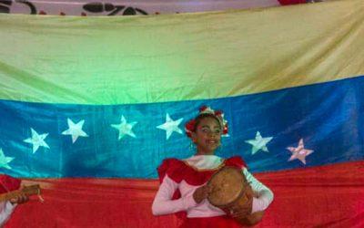 "SAMBIL PARAGUANÁ REALIZÓ EL II FESTIVAL INFANTIL DE DANZA NACIONALISTA ""DANZANTE"""