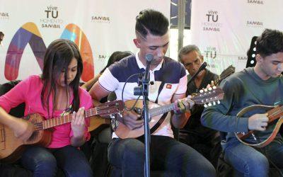 MUESTRA MUSICAL VENEZOLANA EN SAMBIL PARAGUANÁ