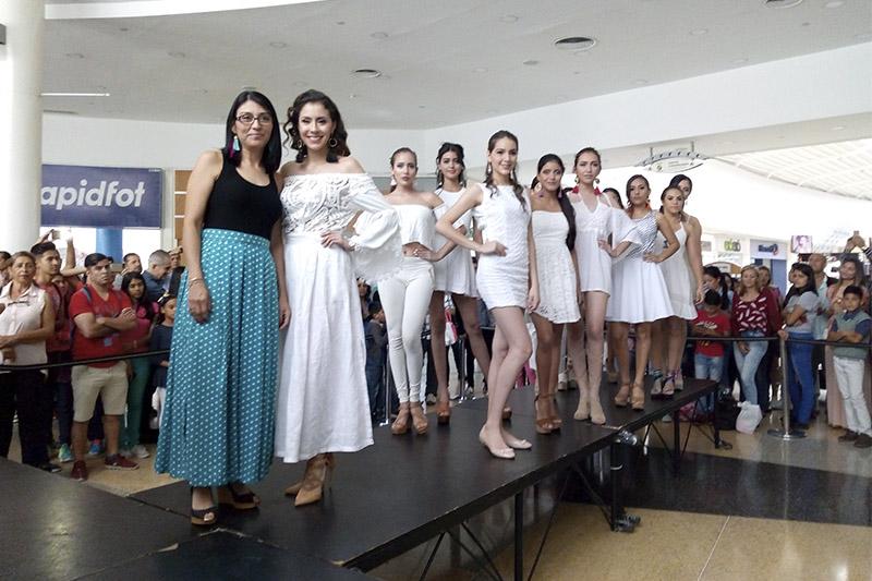 desfile de moda summer 1