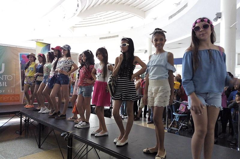 desfile de moda summer 2