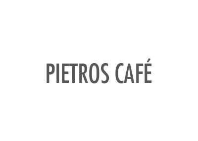 FN – 15 PIETRO'S CAFÉ