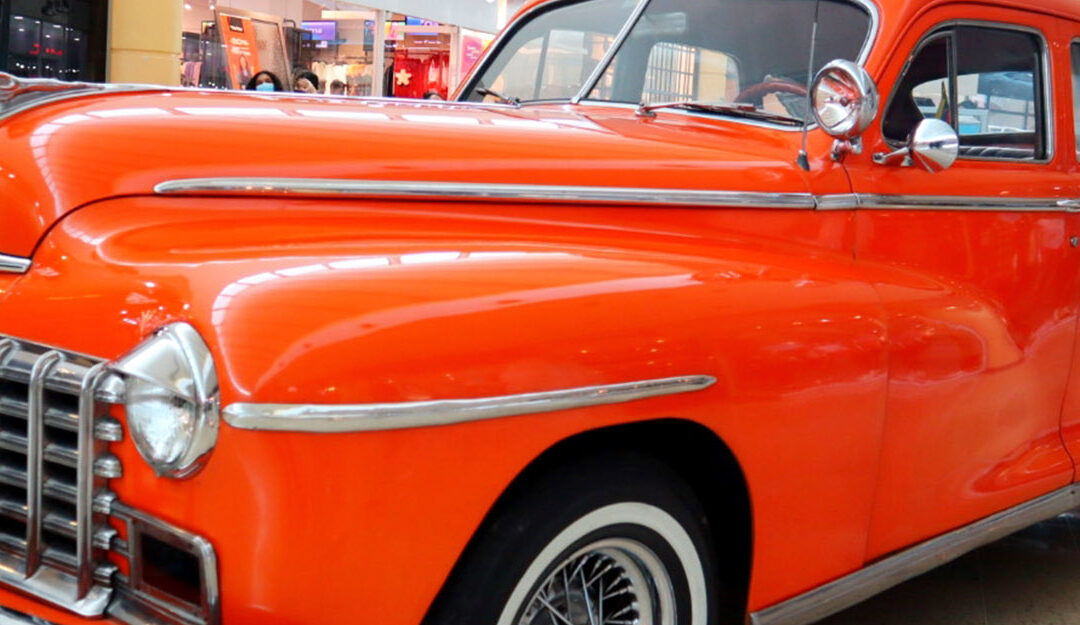 Exhibición de autos tomó los pasillos de Sambil Barquisimeto