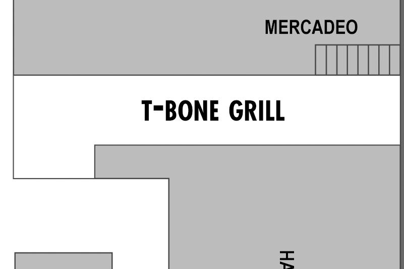 D-R18 T-BONE GRILL I