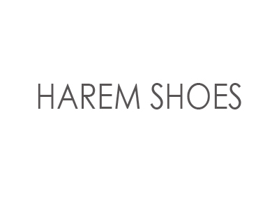 HAREM SHOES
