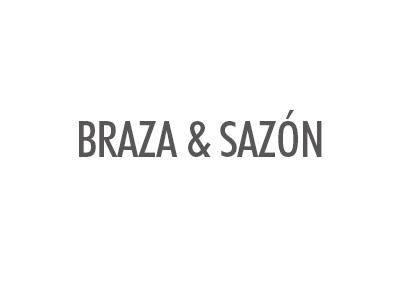 BRASA Y SAZON