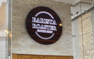 BARISTA ROASTER : PRIMER COFFE SHOP EN SAMBIL MARACAIBO