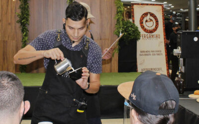 Sambil Maracaibo fue sede del primer Barista Coffee Fest