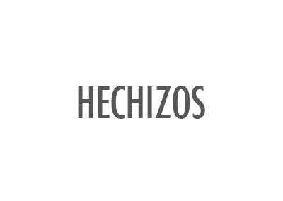 T-31 HECHIZOS