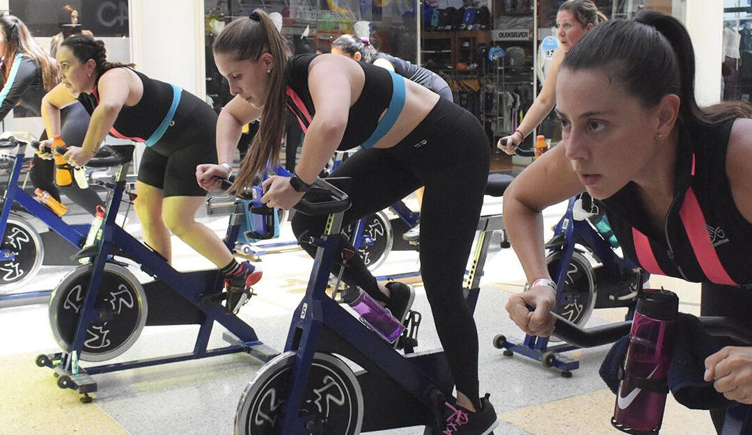 San Cristobal Celebró el 3er Aniversario de Fitness Lab en Sambil
