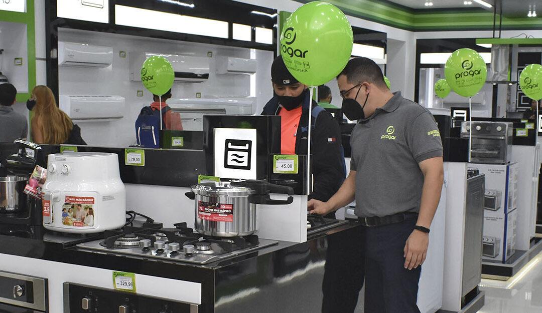 Progar continua creciendo, y abrió sus puertas en Sambil San Cristobal