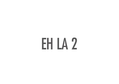 STAND | EH LA 2