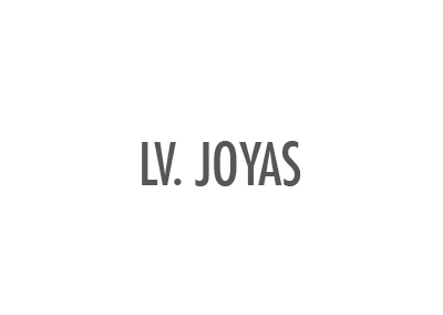 F-27 | LV. JOYAS
